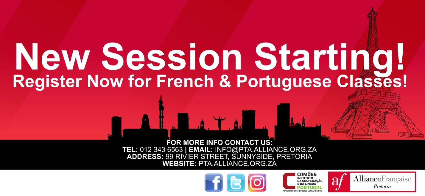 New Session Starting! Register Now!
