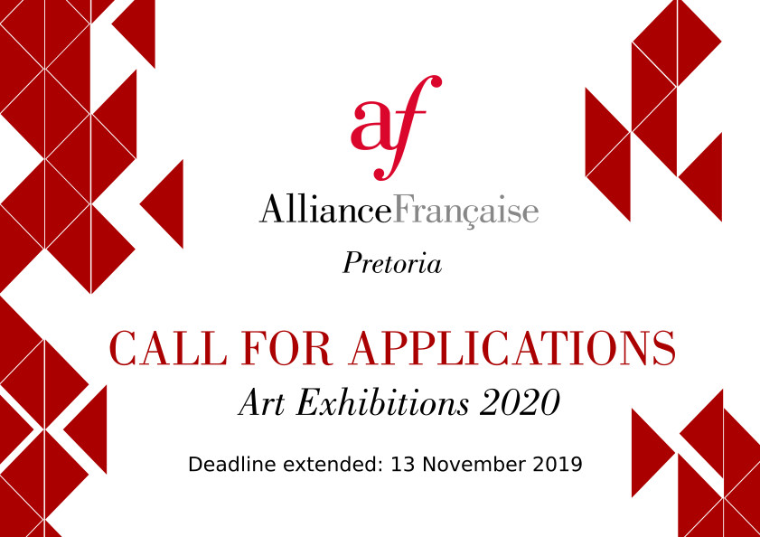 Call for Applications – Art Exhibitions 2020