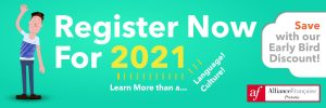 Register now for 2021