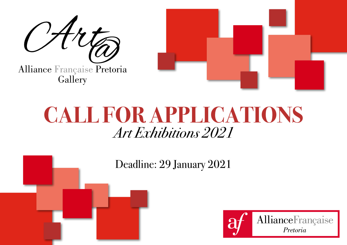 Call for Applications – Art Exhibitions 2021
