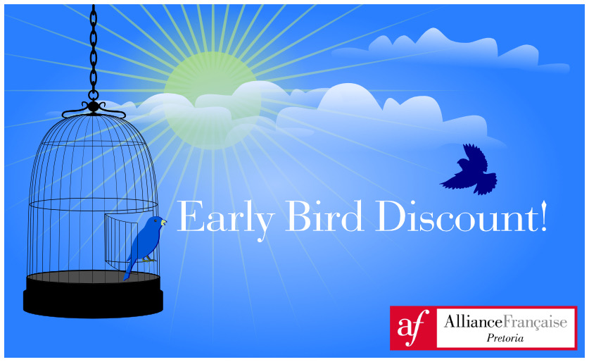 Read more about the article Early Bird Discount Semester 2 2021